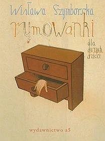 Okładka książki Rymowanki dla dużych dzieci