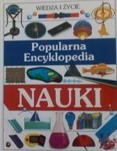 Okładka książki Popularna encyklopedia nauki
