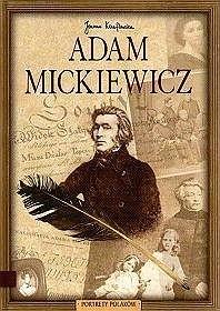 Okładka książki Adam Mickiewicz