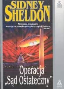 """Okładka książki Operacja """"Sąd Ostateczny"""""""