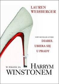 Okładka książki W pogoni za Harrym Winstonem