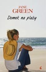 Okładka książki Domek na plaży