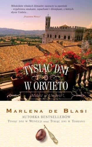 Okładka książki Tysiąc Dni w Orvieto