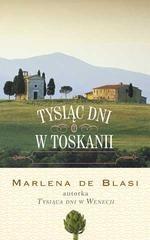 Okładka książki Tysiąc dni w Toskanii