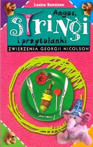 Okładka książki Angus, stringi i przytulanki