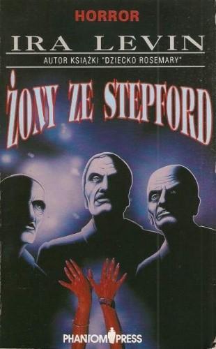 Okładka książki Żony ze Stepford