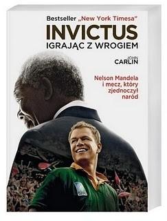 Okładka książki Invictus. Igrając z wrogiem