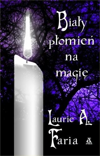 Okładka książki Biały Płomień na Magię