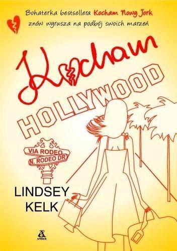 Okładka książki Kocham Hollywood