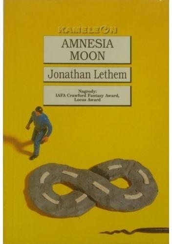 Okładka książki Amnesia Moon