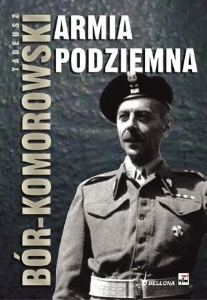 Okładka książki Armia podziemna