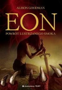 Okładka książki Eon. Powrót Lustrzanego Smoka