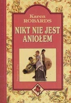 Okładka książki Nikt nie jest aniołem