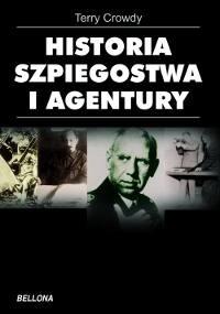 Okładka książki Historia szpiegostwa i agentury