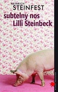 Okładka książki Subtelny nos Lilli Steinbeck