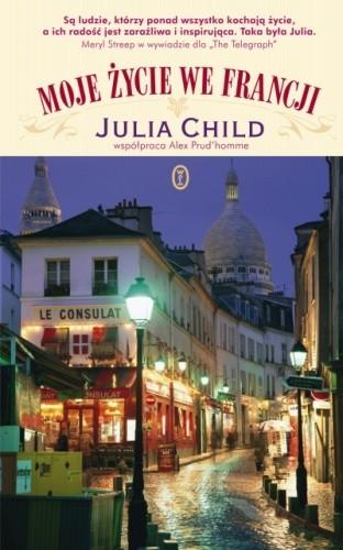 Okładka książki Moje życie we Francji