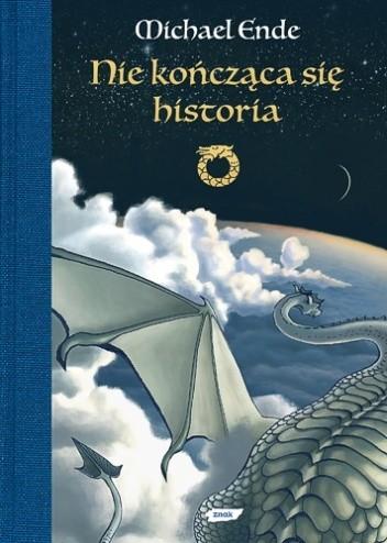 Okładka książki Nie kończąca się historia