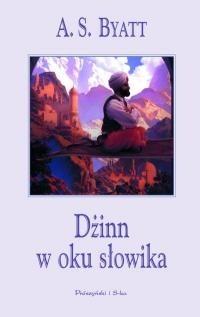 Okładka książki Dżinn w oku słowika