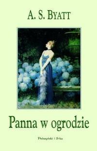 Okładka książki Panna w ogrodzie