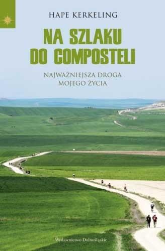 Okładka książki Na szlaku do Composteli
