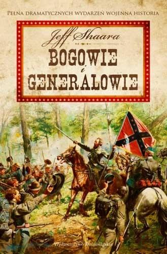 Okładka książki Bogowie i generałowie