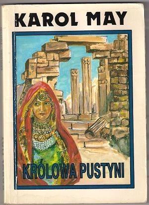 Okładka książki Królowa Pustyni