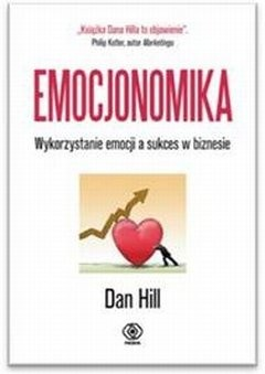 Okładka książki Emocjonomika
