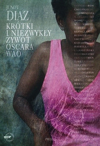 Okładka książki Krótki i niezwykły żywot Oscara Wao