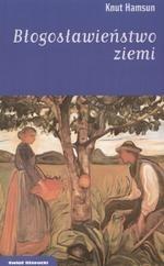 Okładka książki Błogosławieństwo ziemi