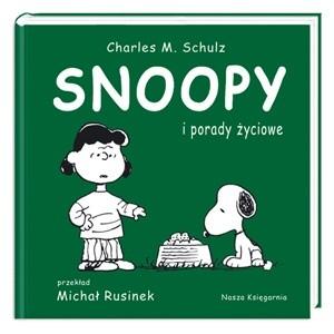 Okładka książki Snoopy i porady życiowe