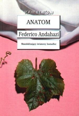 Okładka książki Anatom