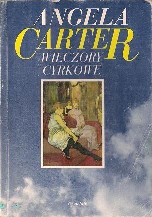 Okładka książki Wieczory cyrkowe