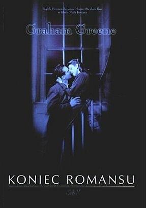 Okładka książki Koniec romansu