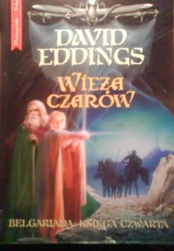 Okładka książki Wieża Czarów