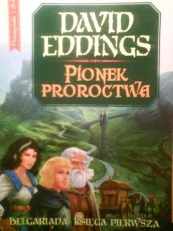 Okładka książki Pionek Proroctwa