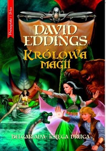 Okładka książki Królowa Magii