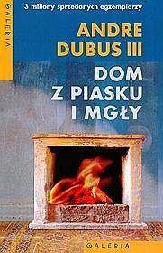 Okładka książki Dom z piasku i mgły