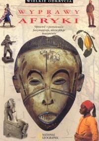 Okładka książki Wyprawy do Afryki
