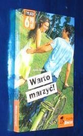 Okładka książki Warto marzyć!
