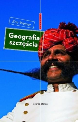 Okładka książki Geografia szczęścia