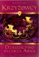 Okładka książki Dziedzictwo Rycerza Arna