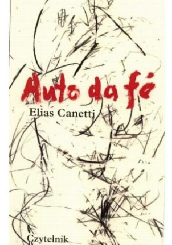 Okładka książki Auto da fé