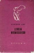 Okładka książki Lekcja niemieckiego