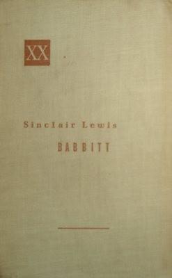 Okładka książki Babbitt