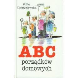 Okładka książki ABC porządków domowych