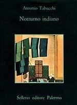 Okładka książki Notturno indiano