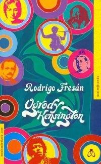 Okładka książki Ogrody Kensington
