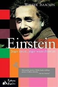 Okładka książki Einstein. Jego życie, jego wszechświat
