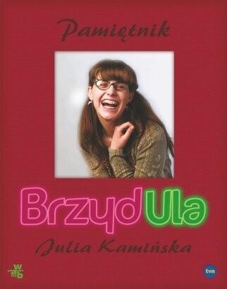 Okładka książki Brzydula. Pamiętnik