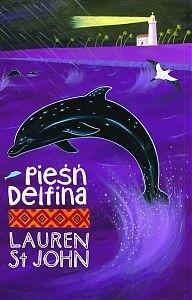 Okładka książki Pieśń Delfina